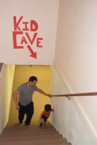 Check out the Kid Cave at our after school program