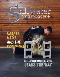 SMA on Stillwater Living Magazine